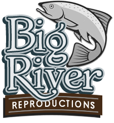Big River Reproductions Logo